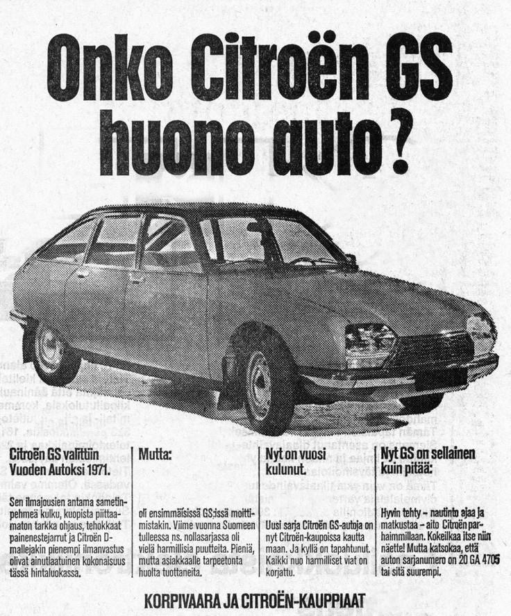 onko_citroen_gs_huono_auto