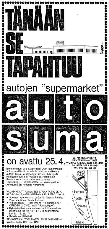 AutoSuma_avajaismainos