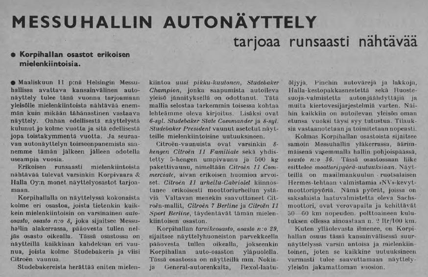 automies-autonayttely_1939